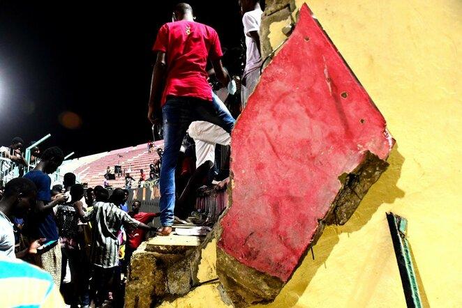 """Demba Diop"" stadiono siena | Scanpix nuotr."