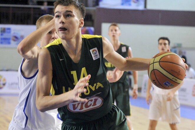 Gytis Masiulis | FIBA nuotr.