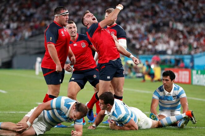 Anglų ir argentiniečių rungtynės | Scanpix nuotr.