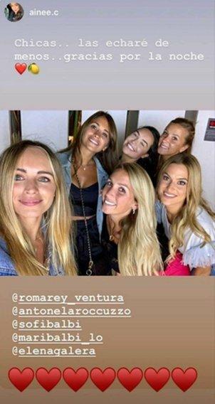 Aine Coutinho | Instagram.com nuotr