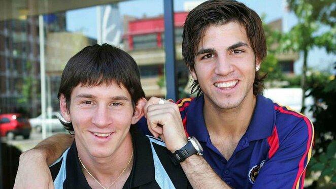 Lionelis Messi | Organizatorių nuotr.