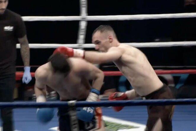 "Arminas Riedlas – Danielis Szottas | ""Stop"" kadras"