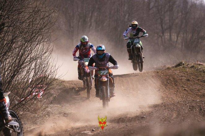 Lietuvos motociklų Cross Country čempionato antrasis etapas | Justo Lengvino nuotr.