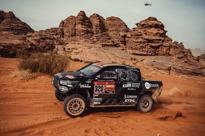 Dakaro ralio vienuoliktasis etapas | Marian Chytka nuotr.
