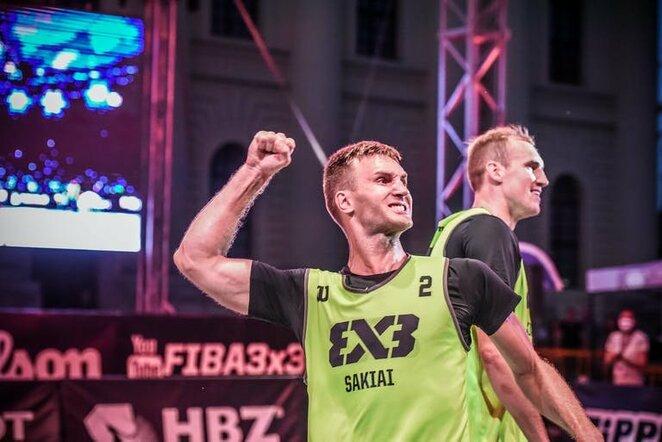 Pasaulio 3x3 turo etapas Vengrijoje | FIBA nuotr.