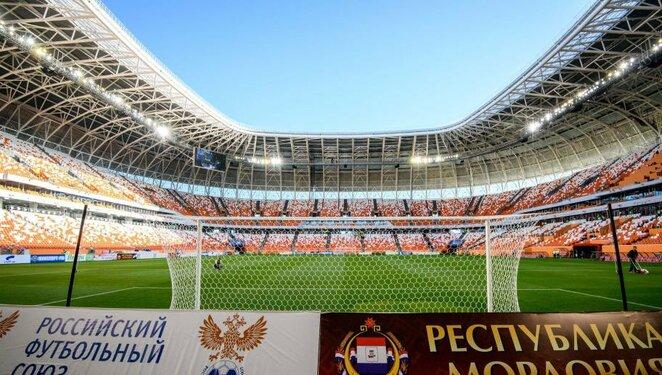 Mordvijos arena   Organizatorių nuotr.