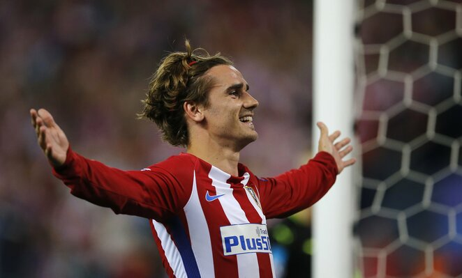 Antoine'as Griezmannas | Scanpix nuotr.