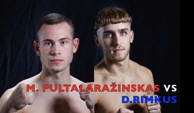 """Mantas Pultaražinskas ir Dovydas Rimkus   """"Stop"""" kadras"""