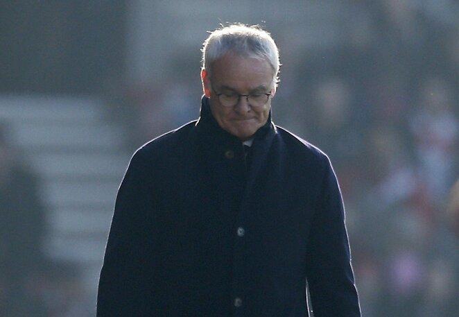 Claudio Ranieri | Scanpix nuotr.