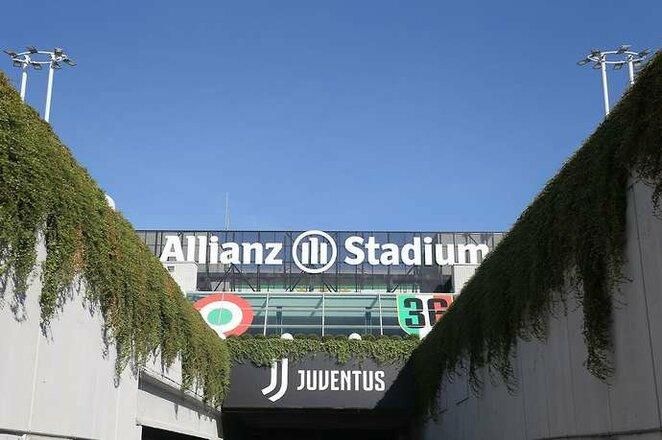 """""""Juventus"""" stadionas   Organizatorių nuotr."""