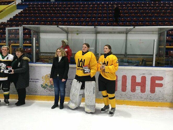 Emilija Simonsen   hockey.lt nuotr.