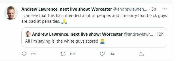 "Nevykęs pokštas | ""Twitter"" nuotr."