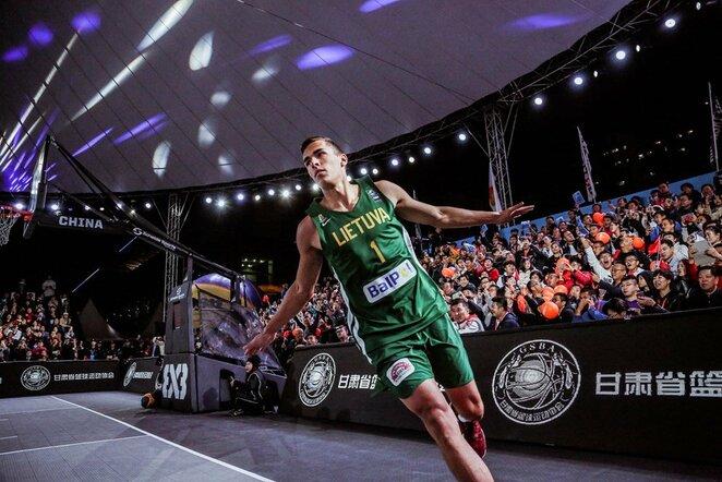 Justinas Jogminas   FIBA nuotr.
