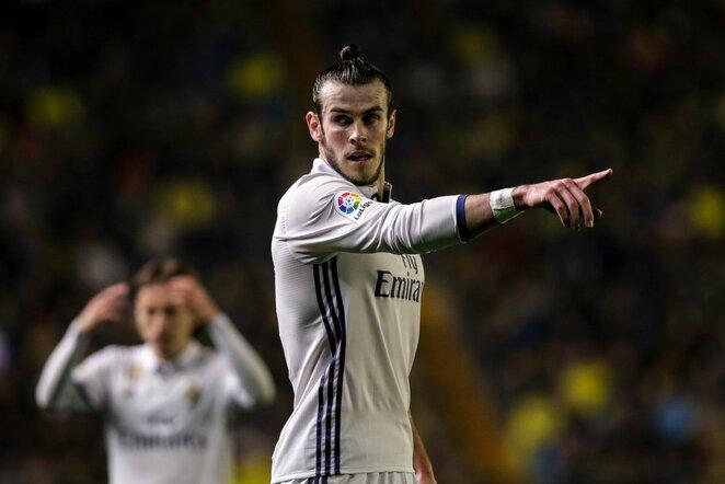 Garethas Bale'as   Scanpix nuotr.