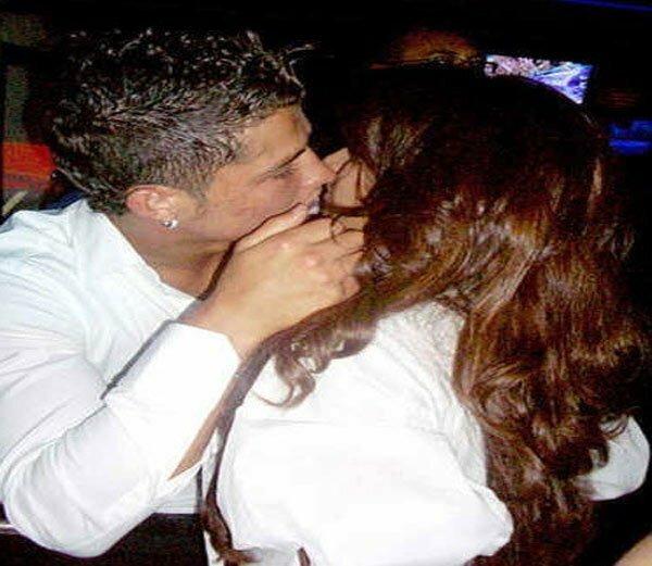 Cristiano Ronaldo ir Bipashi Basu   Instagram.com nuotr