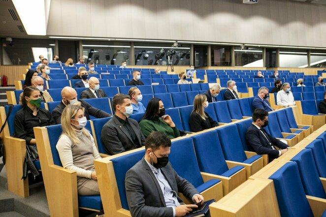 Sporto ateities forumas | BNS nuotr.