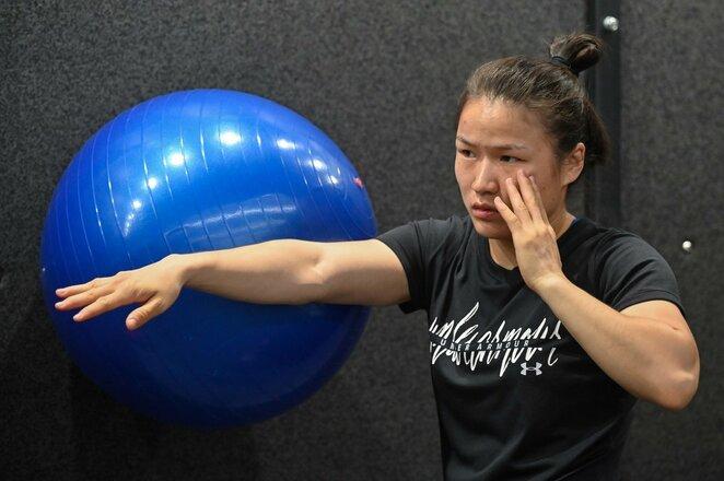 Weili Zhang   Scanpix nuotr.