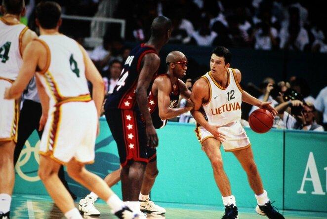 Artūras Karnišovas | FIBA nuotr.