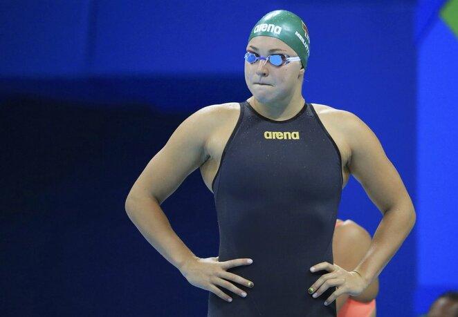 Rūta Meilutytė Rio de Žaneiro olimpiadoje   Scanpix nuotr.
