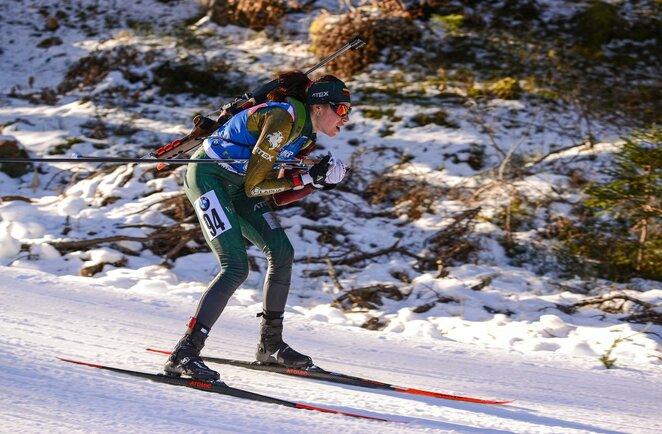 Natalija Kočergina | Andrei Ivanov nuotr.
