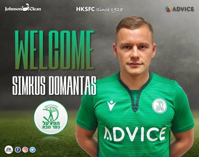 Domantas Šimkus | Organizatorių nuotr.