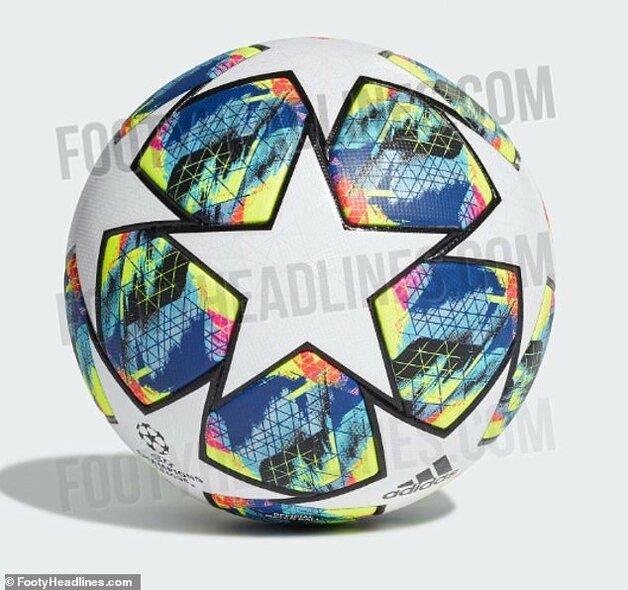 Naujas kamuolio dizainas  | Organizatorių nuotr.