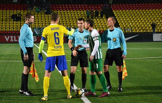"""""""Žalgirio"""" ir """"Atlanto"""" rungtynės   Petro Lozdos nuotr."""