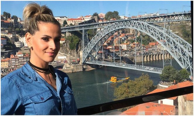 Luana Belletti | Instagram.com nuotr