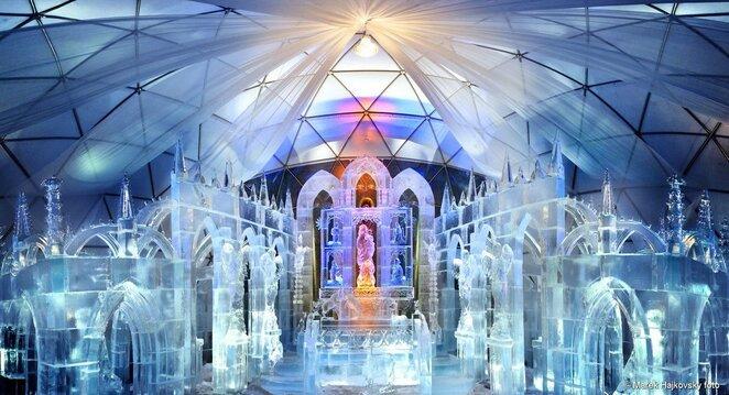 """""""Tatra Temple of Ice""""   Organizatorių nuotr."""