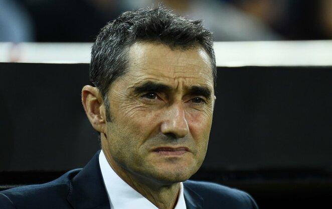 Ernesto Valverde | Scanpix nuotr.