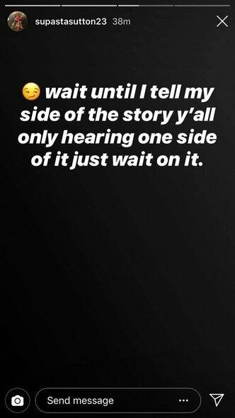 D.Suttono žinutės | Instagram.com nuotr