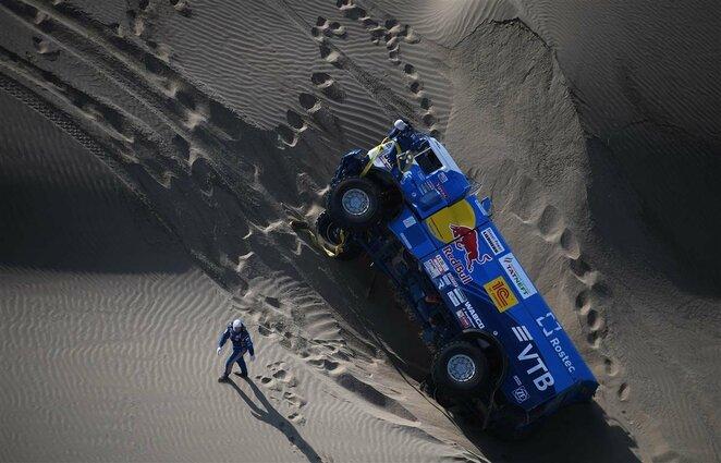 Dakaro ralis: penktasis etapas | Scanpix nuotr.
