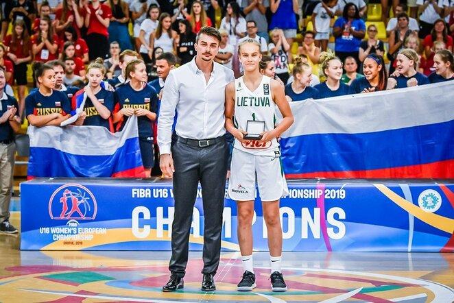 Justė Jocytė | FIBA nuotr.