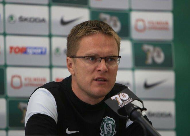 Valdas Dambrauskas | fkzalgiris.lt nuotr.