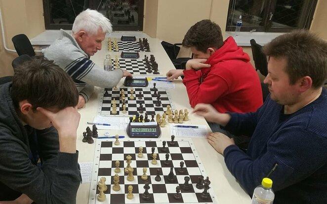 Šachmatai | Organizatorių nuotr.