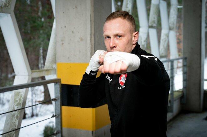 Raimondas Krilavičius l Manto Stankevičiaus nuotr.