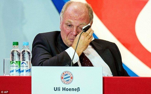 Uli Hoenessas | Organizatorių nuotr.