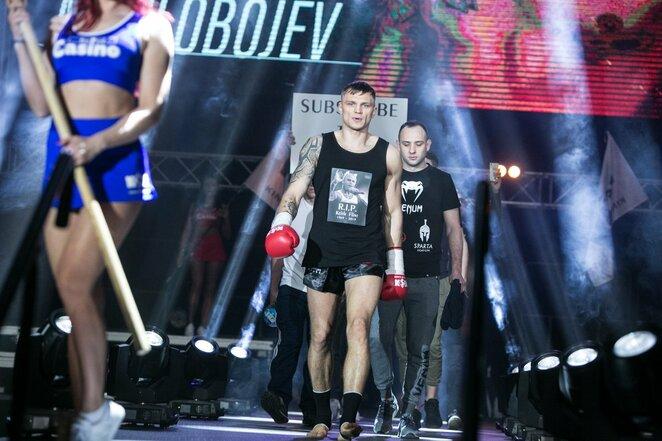 Sergejus Maslobojevas | Juliaus Kalinsko / BNS foto nuotr.
