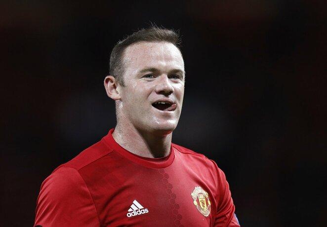 Wayne Rooney   Scanpix nuotr.