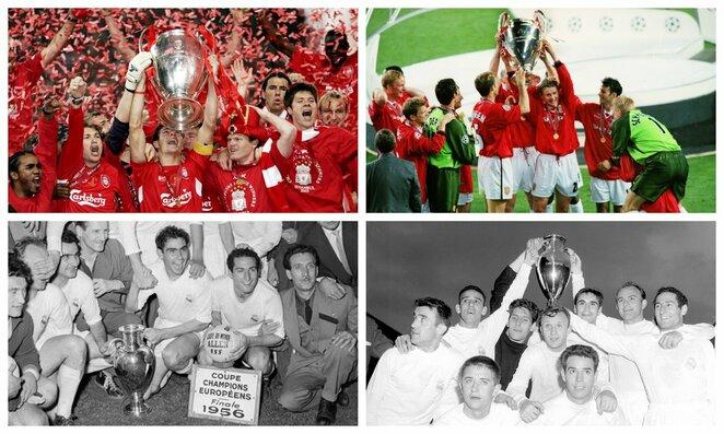 """Liverpool"", ""Manchester United"" ir Madrido ""Real"" triumfas Čempionų lygoje | Scanpix nuotr."