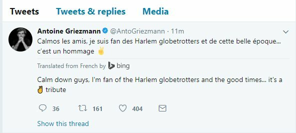 "A.Griezmannas | ""Twitter"" nuotr."