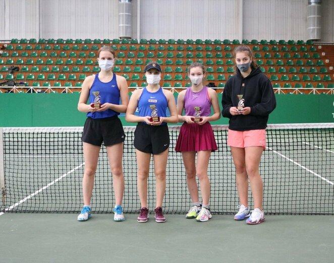 Europos teniso asociacijos antros kategorijos šešiolikmečių ir jaunesnių tenisininkų turnyras Šiauliuose   Organizatorių nuotr.