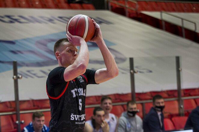 Arnas Butkevičius | Roko Lukoševičiaus/BNS Foto nuotr.