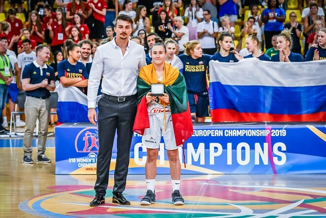 Audronė Zdanevičiūtė | FIBA nuotr.