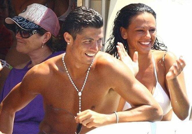 Cristiano Ronaldo ir Soraia Chaves   Instagram.com nuotr