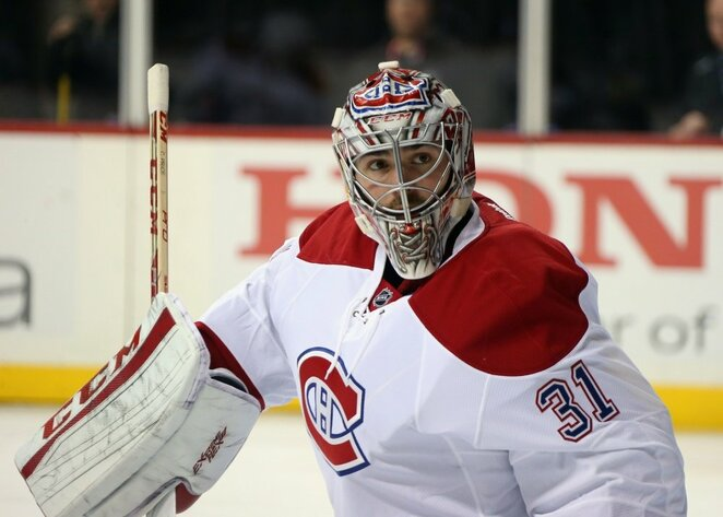 Carey Price'as | Scanpix nuotr.