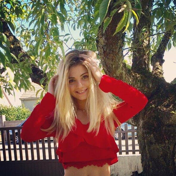 Alice Brasseur   Instagram.com nuotr
