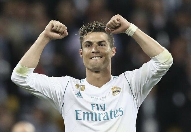 Cristiano Ronaldo   Scanpix nuotr.