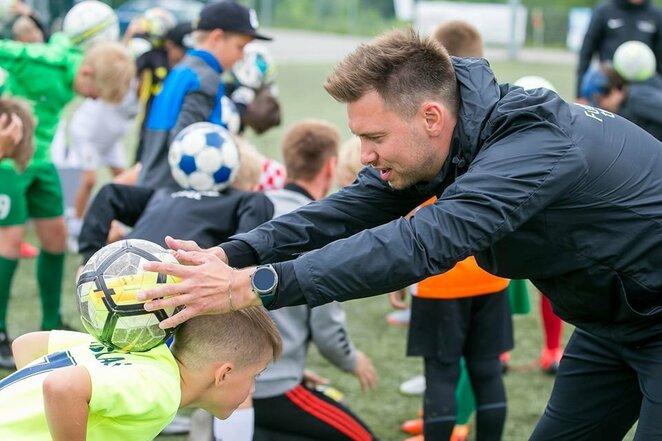Tomas Staniūnas l Futbolotreneris.lt nuotr.