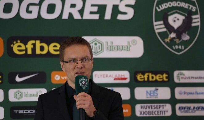 Valdas Dambrauskas | Organizatorių nuotr.